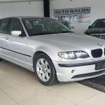 BMW 320d TOURING Avtosalon Przo