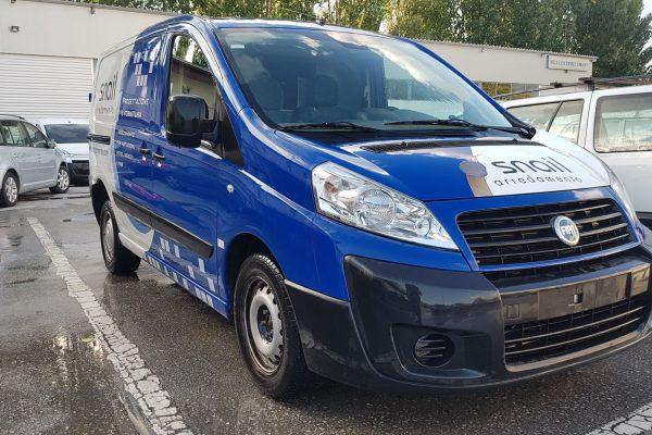 FIAT SCUDO 1.6JTD 1 Avtosalon Przo